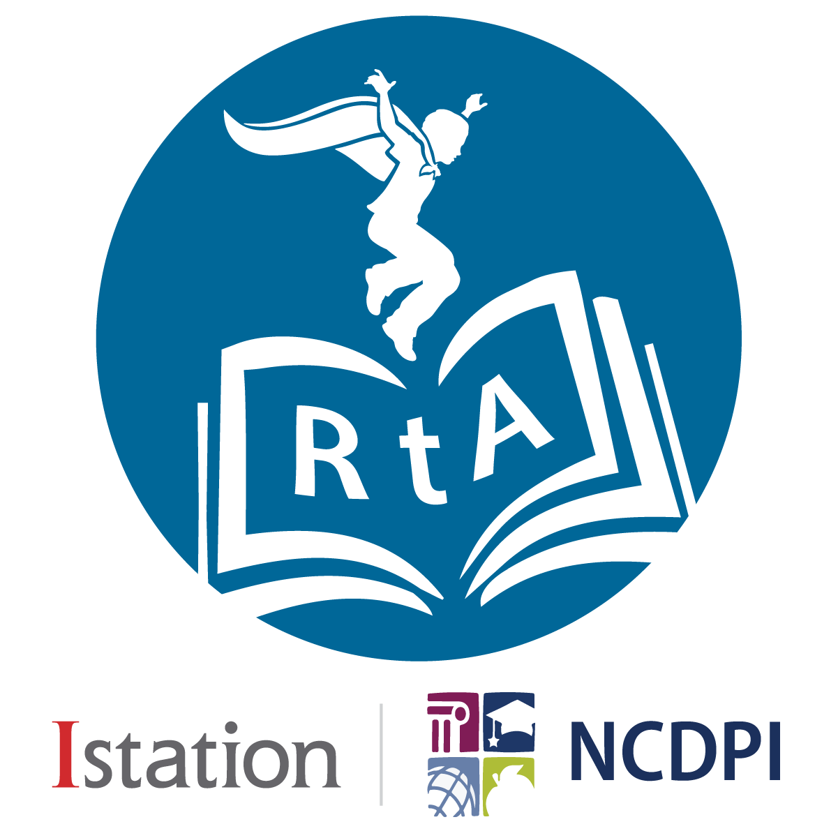 North Carolina and Istation logo